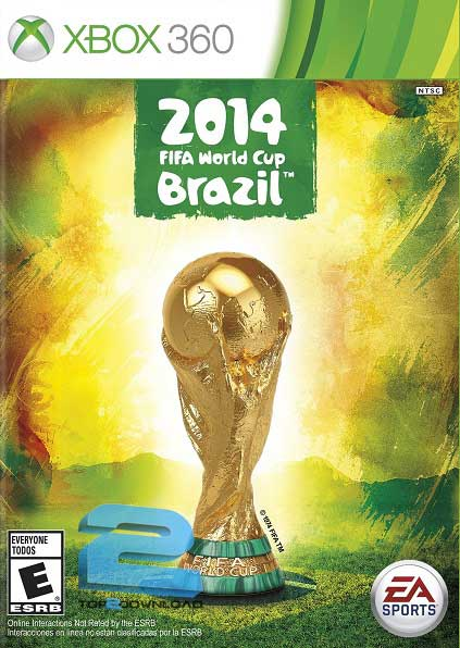 2014 FIFA World Cup Brazil | تاپ 2 دانلود