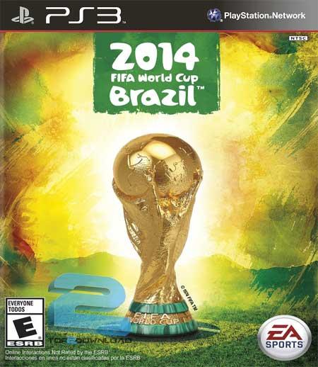 2014 FIFA World Cup Brazil   تاپ 2 دانلود