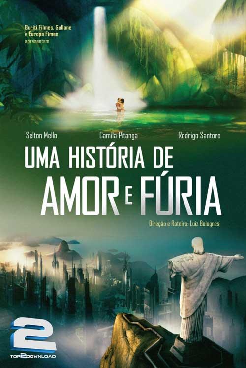 دانلود انیمیشن Rio 2096 A Story of Love and Fury | تاپ 2 دانلود