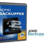 دانلود نرم افزار تهیه بک آپ AOMEI Backupper Professional 2.0