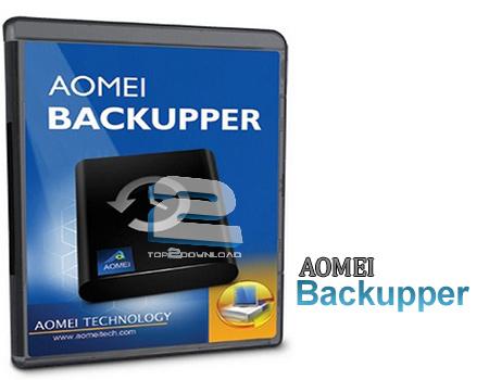 AOMEI Backupper | تاپ 2 دانلود