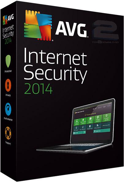 AVG Internet Security 2014 | تاپ 2 دانلود