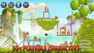 Angry Birds Star Wars II | تاپ 2 دانلود