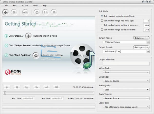 download absolute video splitter joiner: