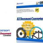 دانلود نرم افزار تبدیل اسناد Aostsoft All Document Converter Pro 3.9.1