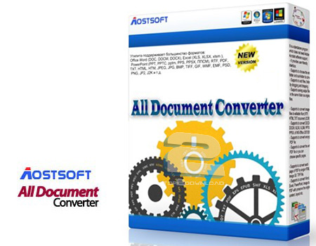 Aostsoft All Document Converter Pro | تاپ 2 دانلود