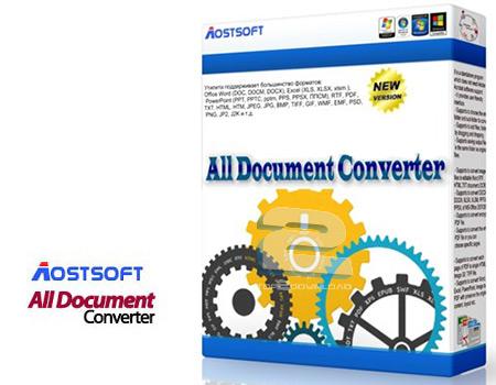 Aostsoft All Document Converter Pro | تاپ 2 دانلود