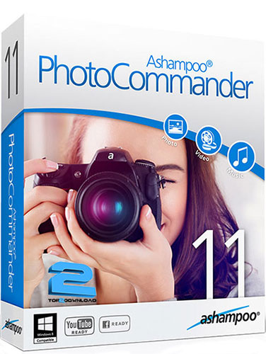 Ashampoo Photo Commander | تاپ 2 دانلود