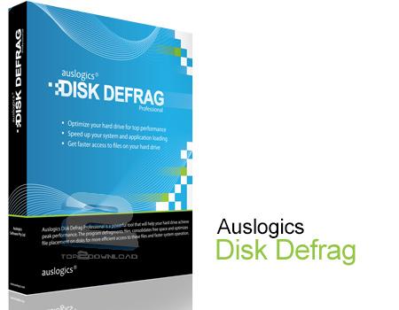 Auslogics Disk Defrag Pro | تاپ 2 دانلود