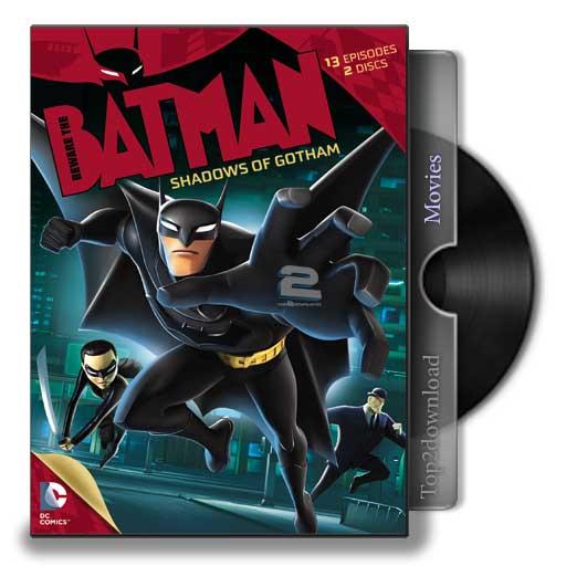 دانلود انیمیشن Beware the Batman Shadows of Gotham 2014   تاپ 2 دانلود
