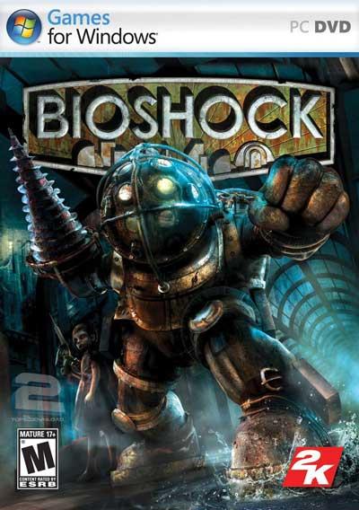 BioShock   تاپ 2 دانلود