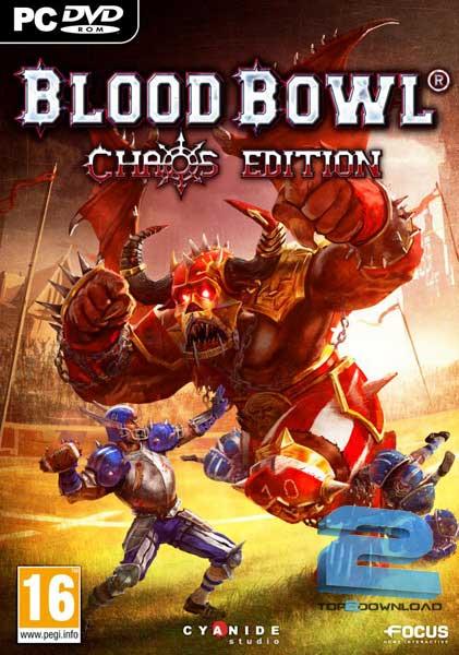 Blood Bowl Chaos Edition | تاپ 2 دانلود