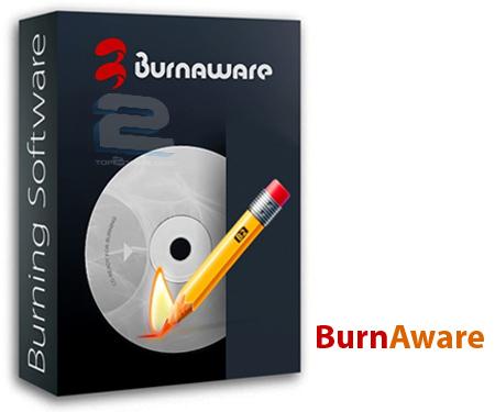 BurnAware Professional   تاپ 2 دانلود