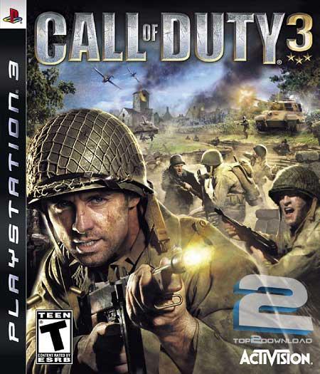 Call of Duty 3 | تاپ 2 دانلود