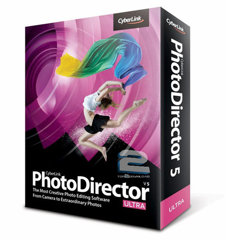 CyberLink PhotoDirector Ultra | تاپ 2 دانلود
