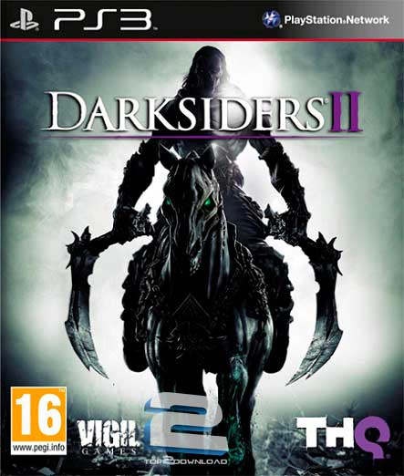 Darksiders II | تاپ 2 دانلود