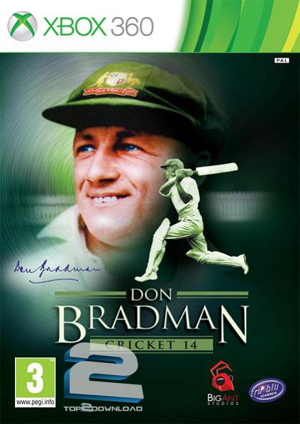 Don Bradman Cricket 14   تاپ 2 دانلود