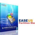 دانلود نرم افزار مدیریت پارتیشن ها EASEUS Partition Master 10.0