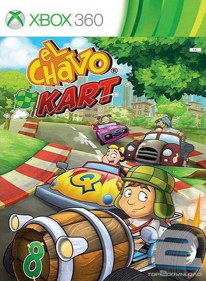 El Chavo Kart | تاپ 2 دانلود