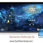 دانلود بازی Elements Defender 3D v1.2 برای اندروید