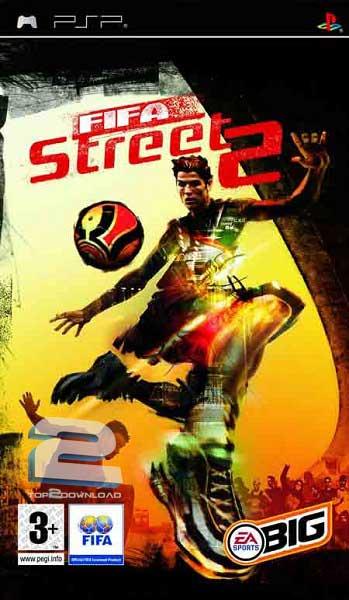 FIFA Street 2 | تاپ 2 دانلود