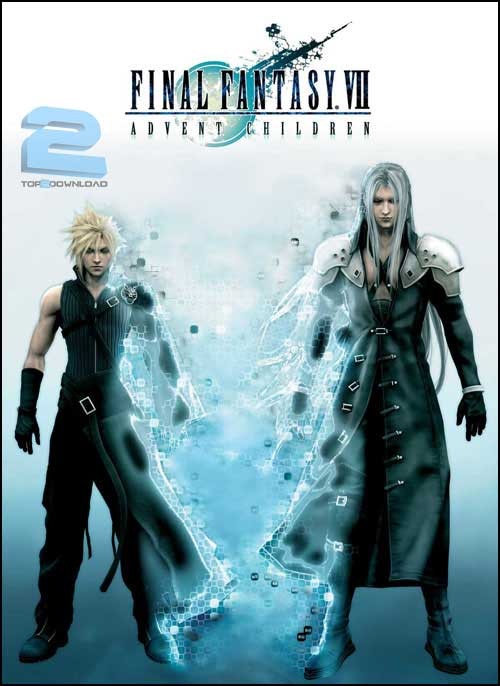 دانلود دوبله فارسی انیمیشن Final Fantasy VII Advent Children   تاپ 2 دانلود