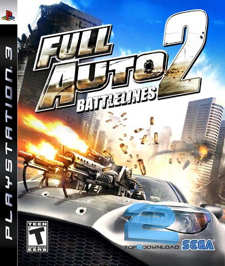 Full Auto 2 Battlelines   تاپ 2 دانلود