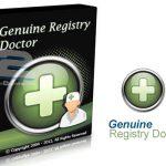 دانلود نرم افزار بهینه سازی رجیستری Genuine Registry Doctor 2.6.9.8