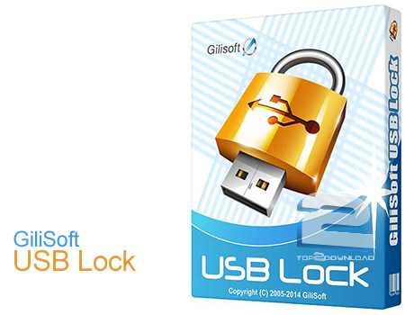 GiliSoft USB Lock | تاپ 2 دانلود