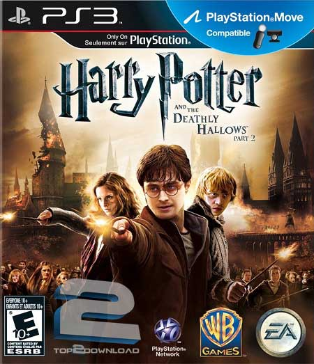 Harry Potter and the Deathly Hallows Part 2 | تاپ 2 دانلود