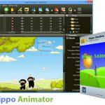 دانلود نرم افزار طراحی انیمیشن برای وبسایت Hippo Animator 3.5.5223