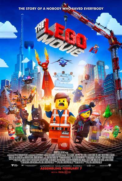 دانلود انیمیشن The Lego Movie 2014 | تاپ 2 دانلود