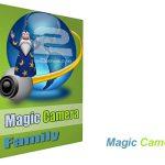 دانلود نرم افزار مدیریت وبکم Magic Camera 8.8.3 Final