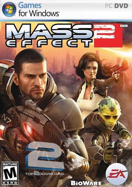 Mass Effect 2   تاپ 2 دانلود