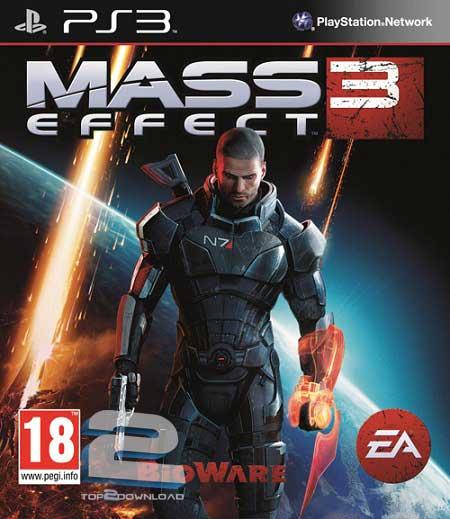 Mass Effect 3 | تاپ 2 دانلود