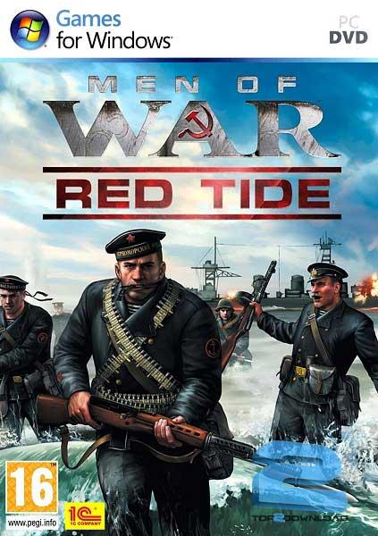 Men of War Red Tide | تاپ 2 دانلود
