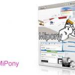 دانلود نرم افزار دانلود رایگان از آپلود سنتر ها Mipony 2.2.0