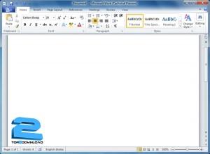 Microsoft Office 2010 Professional Plus   تاپ 2 دانلود