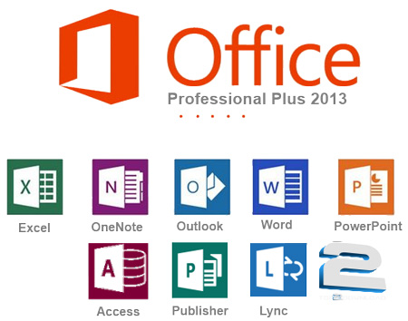 Microsoft Office Professional Plus 2013 | تاپ 2 دانلود