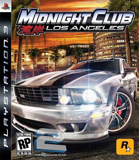 Midnight Club Los Angeles | تاپ 2 دانلود