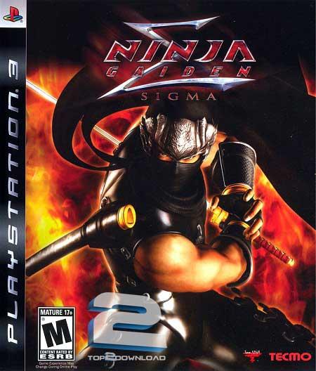 Ninja Gaiden Sigma   تاپ 2 دانلود