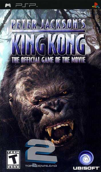 Peter Jacksons King Kong | تاپ 2 دانلود
