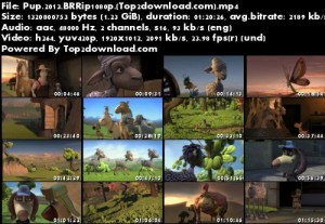 دانلود انیمیشن Pup 2013 | تاپ 2 دانلود