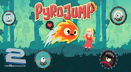 Pyro Jump | تاپ 2 دانلود