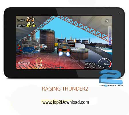 RAGING THUNDER 2 | تاپ2دانلود