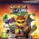 دانلود بازی Ratchet and Clank All 4 One برای PS3