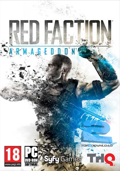 Red Faction Armageddon | تاپ 2 دانلود