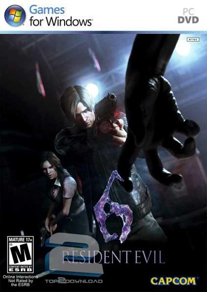 Resident Evil 6 Complete Pack | تاپ 2 دانلود