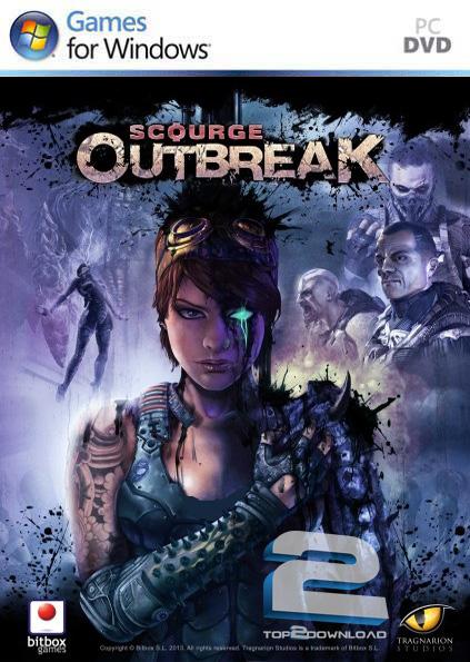 Scourge Outbreak | تاپ 2 دانلود