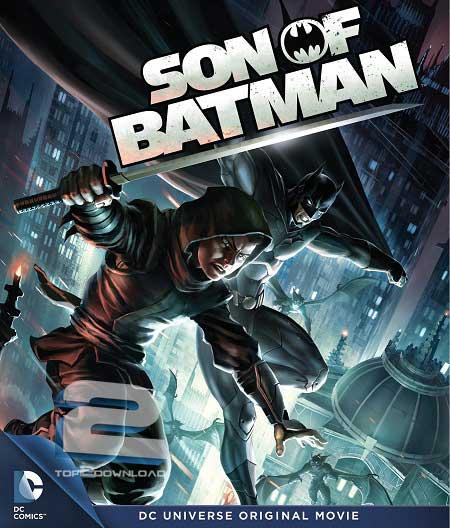 Son of Batman 2014 | تاپ 2 دانلود